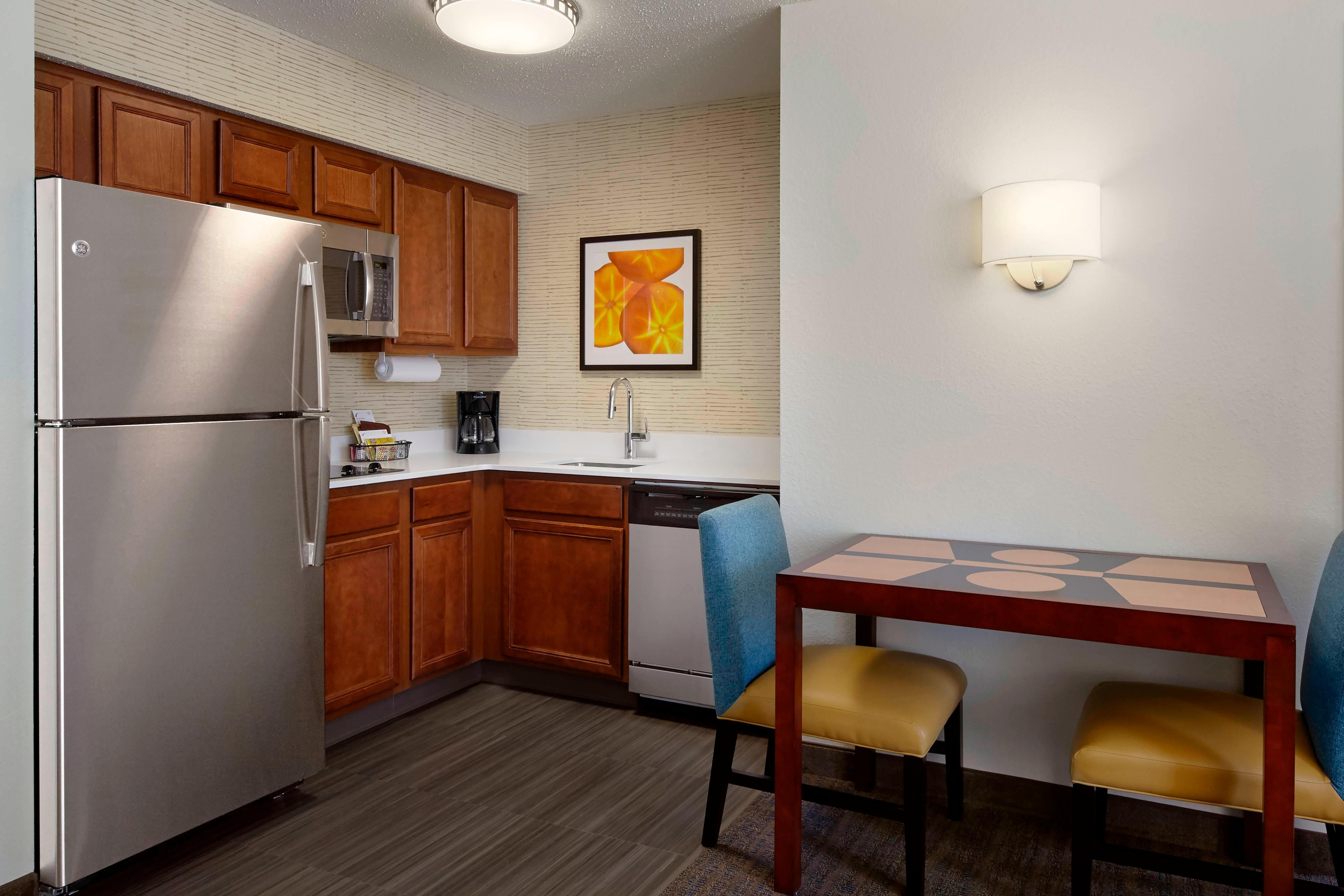 Extended Stay Hotel in Earth City, MO | Residence Inn