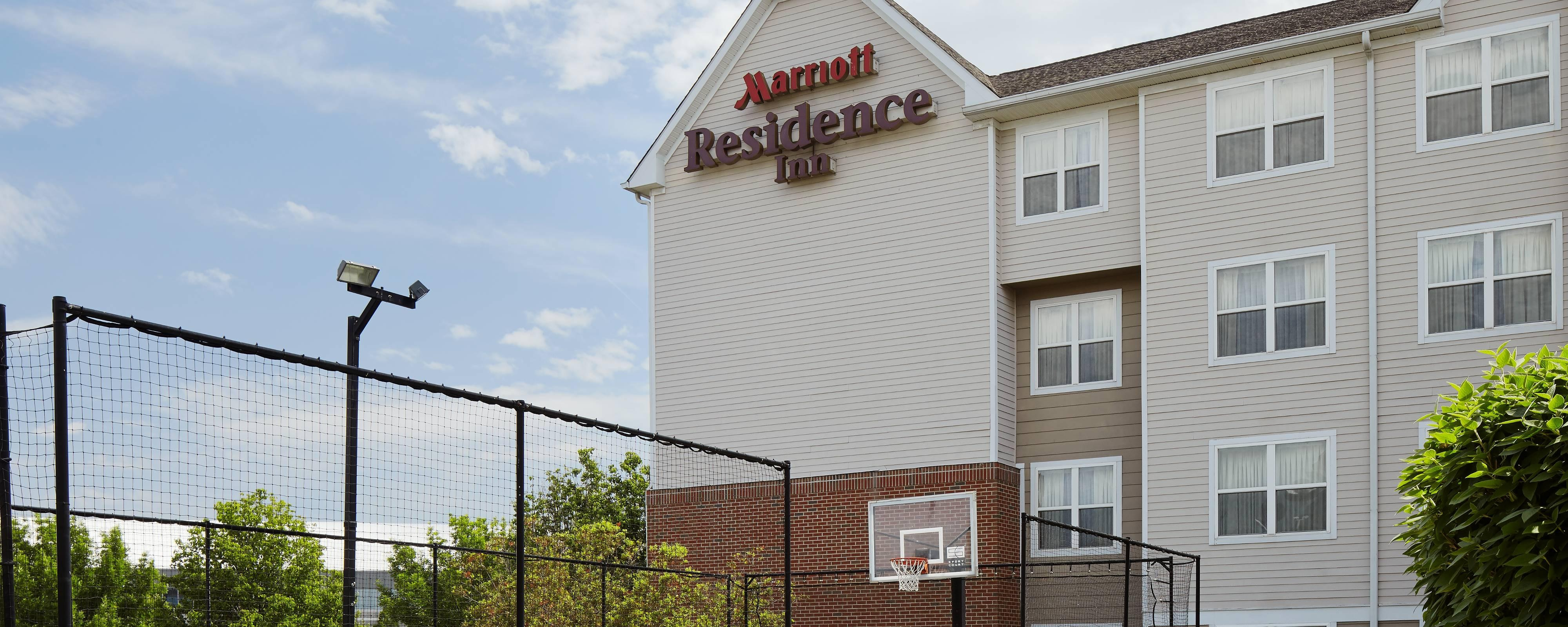 Residence Inn St. Louis Airport/Earth City Sport Court