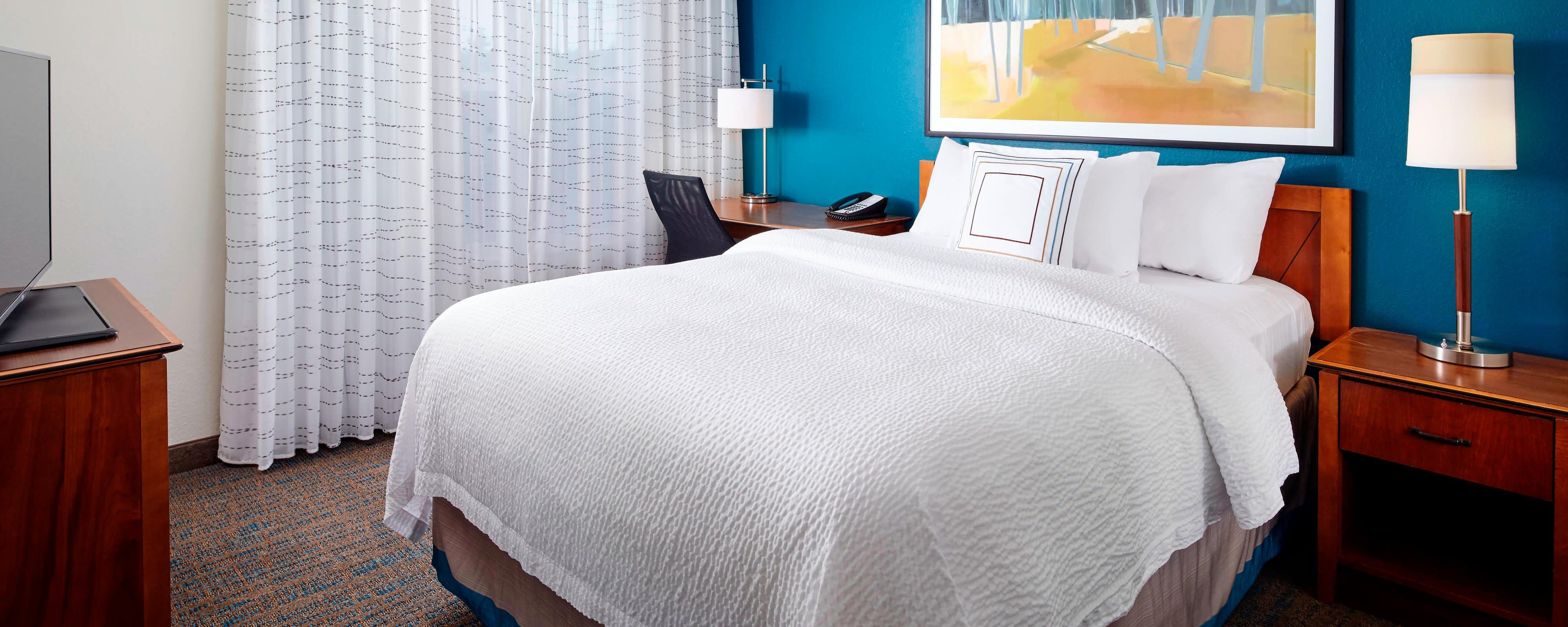 Residence Inn St. Louis/Airport Guest Room