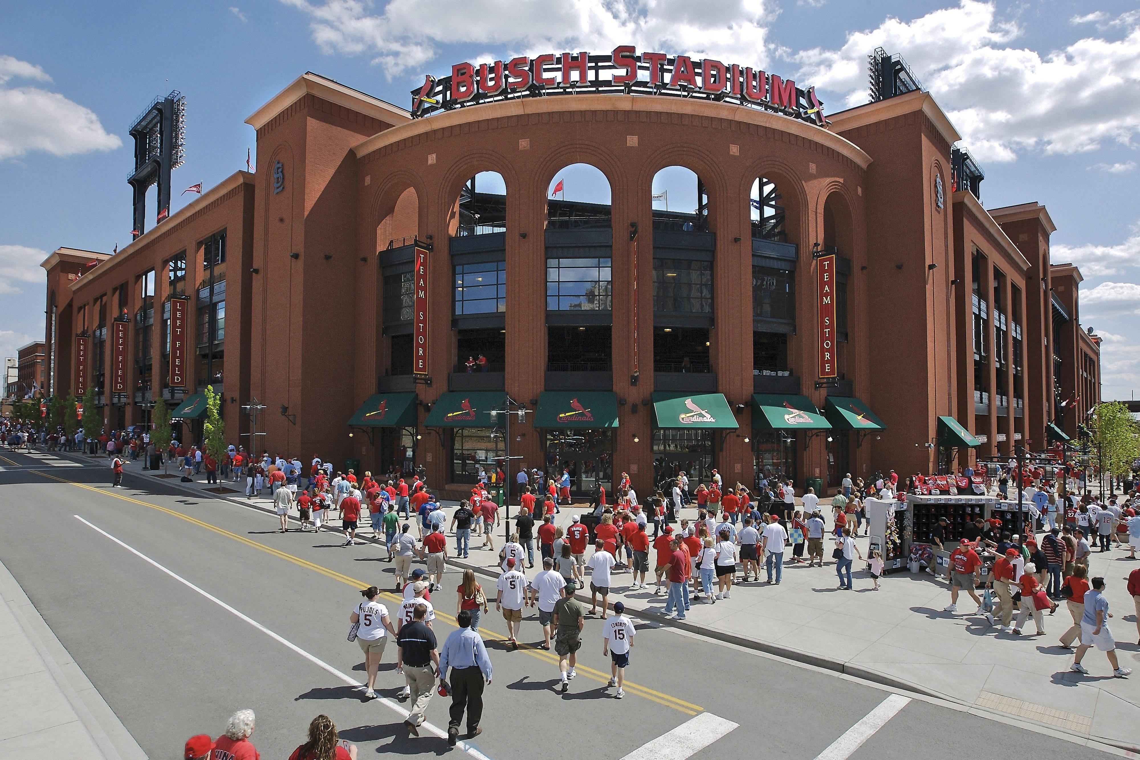 Busch Stadium St. Louis