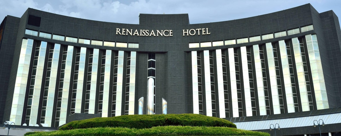 St Louis Hotels >> Hotels Near St Louis Airport Renaissance St Louis