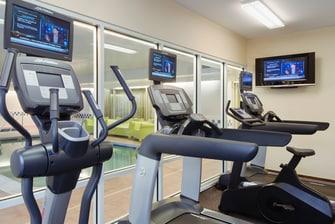 SpringHill Suites St. Louis Fitness Center