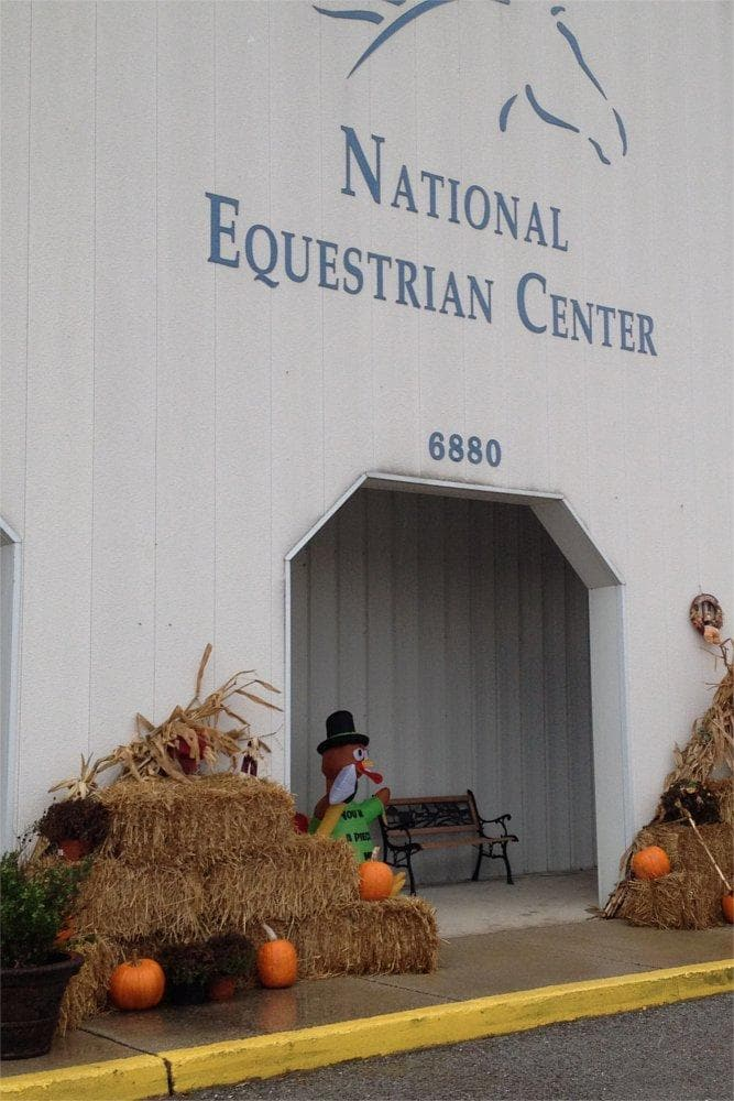 National Equestrian Center