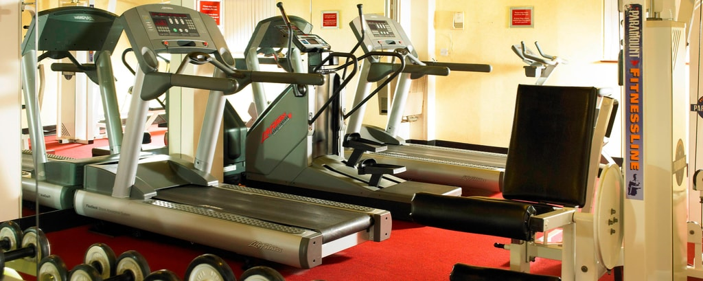 Cheshunt Marriott Gym