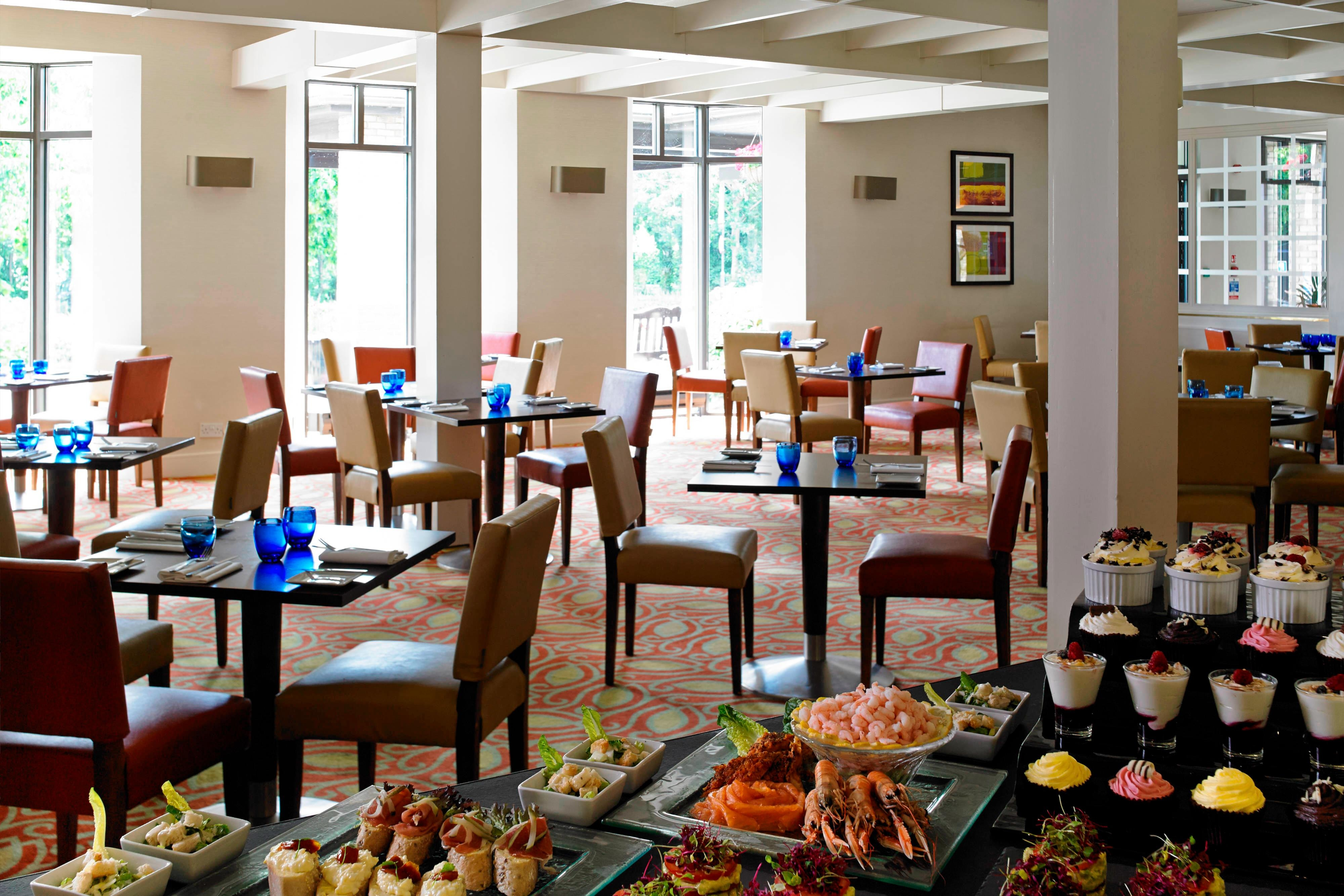 The Grill Restaurant - Conference Buffet