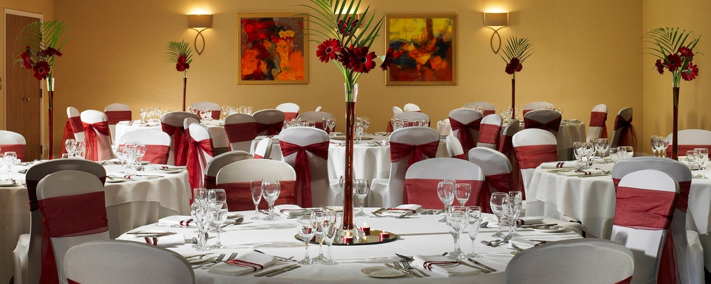 Broxbourne Suite - Banqueting
