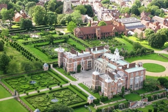 Hatfield House Exterior