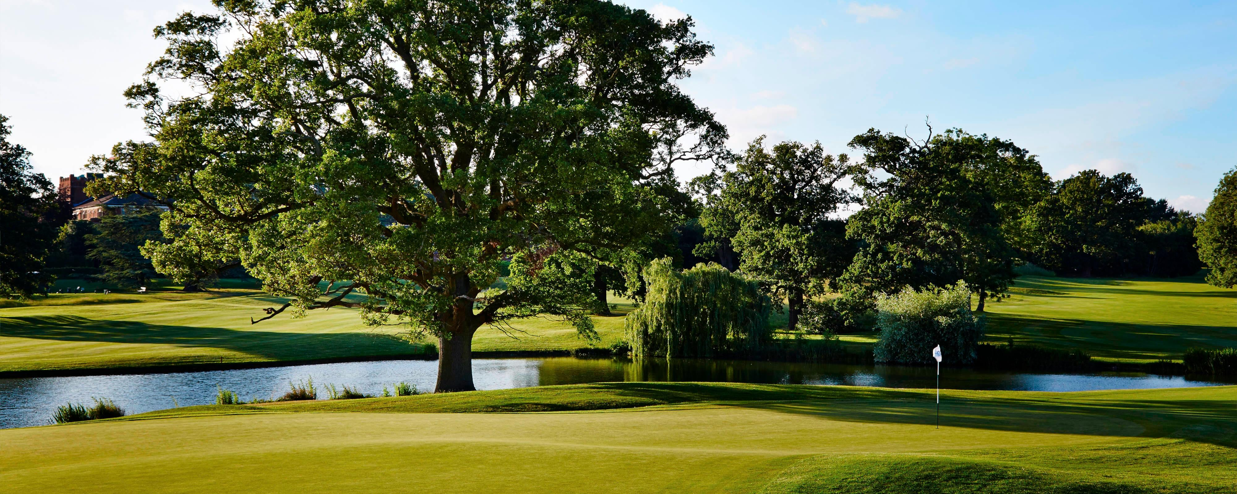 Hertfordshire Golf Course | Hanbury Manor Marriott Hotel ...
