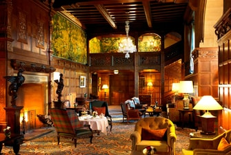 Oak Hall, Hanbury Manor UK
