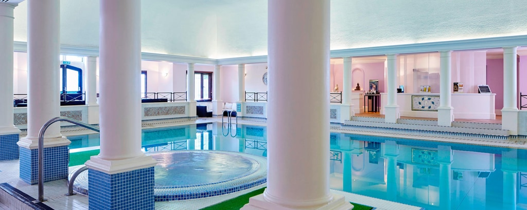 Hertfordshire Hotels with Pools | Hanbury Manor Marriott