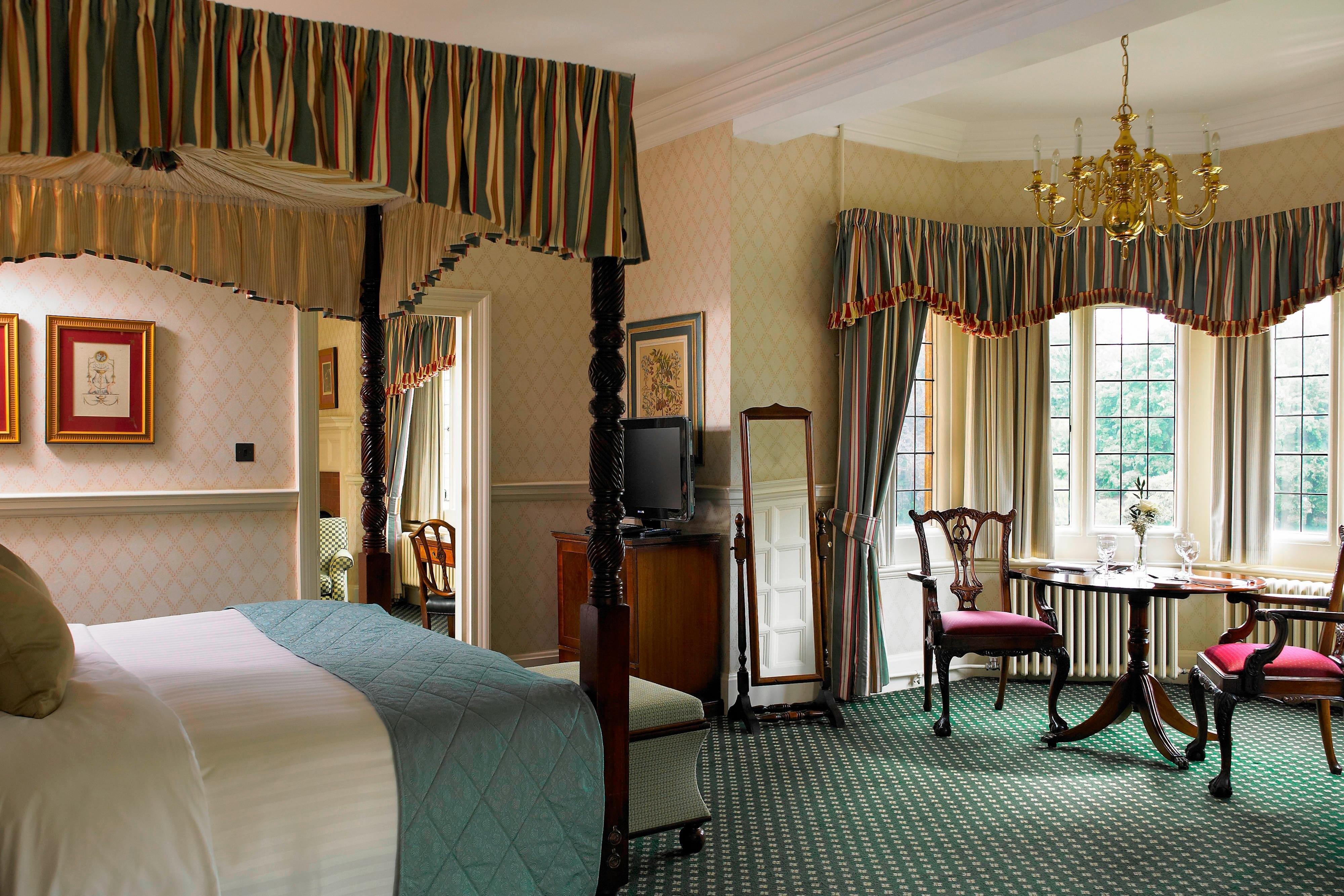Suite Edmund - Hanbury Manor, Reino Unido