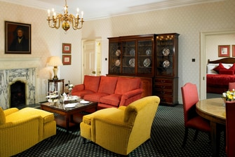 Suite Hanbury, Hanbury Manor Reino Unido