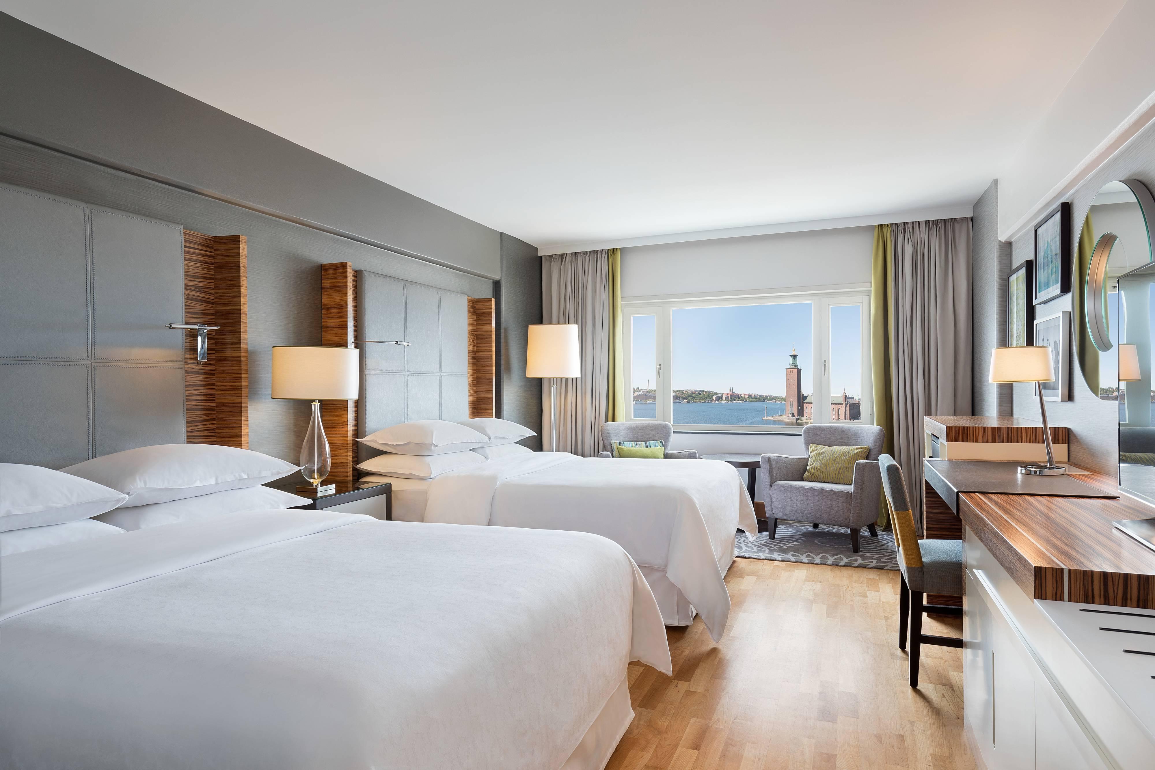 Sheraton Stockholm Hotel - Stockholm   Marriott Bonvoy