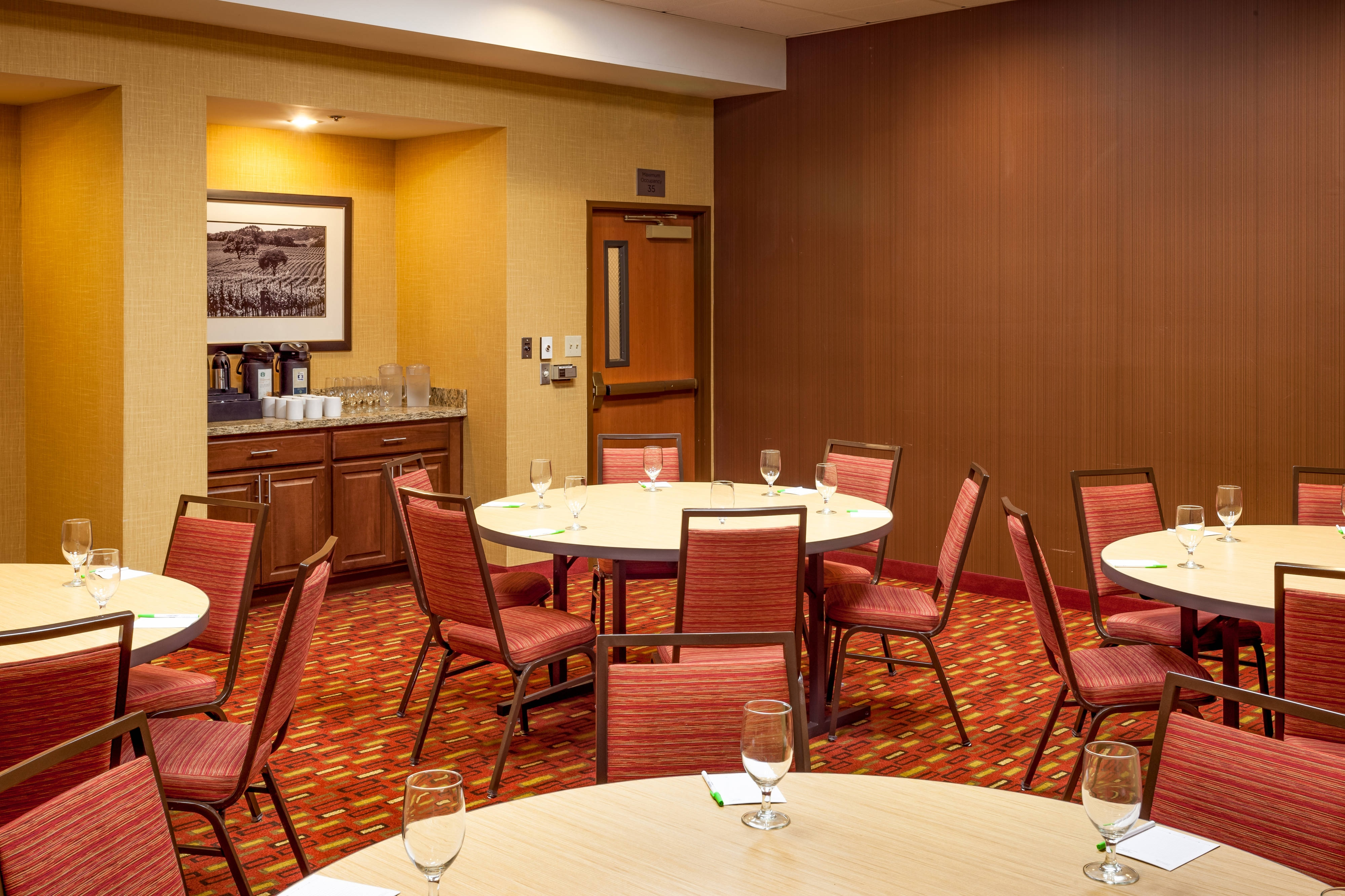 Courtyard by Marriott Santa Rosa Meeting Room