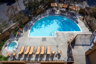 Courtyard by Marriott Santa Rosa Outdoor Pool