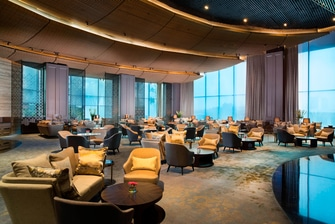 New Kawi Lounge at Lobby Level