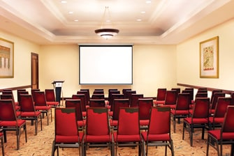 Theater style of Meeting Room