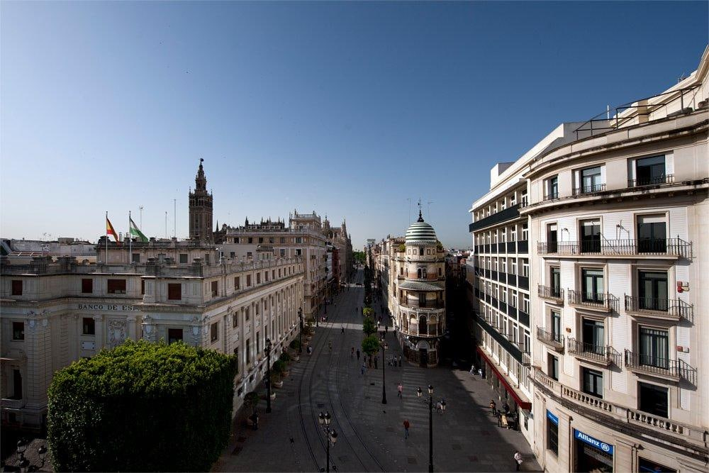Hotel Seville city center