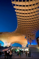 Metropol Parasol in city center