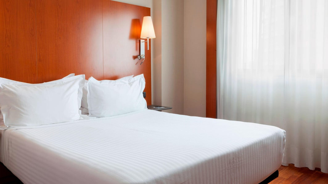 Hotelzimmer in Sevilla mit Queensize-Betten