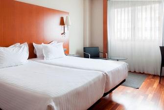camas individuales en Sevilla