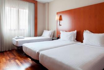 Habitación triple en Sevilla