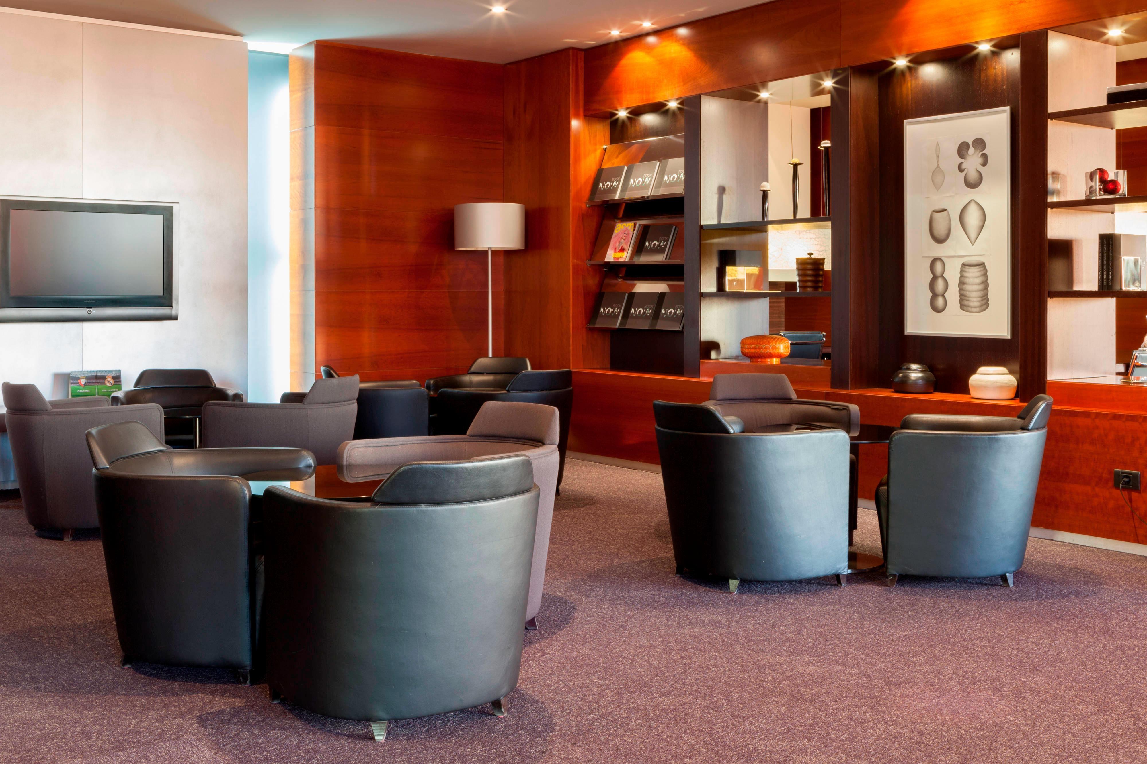 AC Hotel Sevilla Forum, lounge