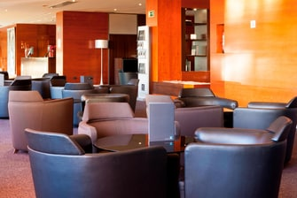 sevilla hotels with lounge