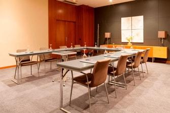 Sala de reuniones Consejo en hotel de Sevilla