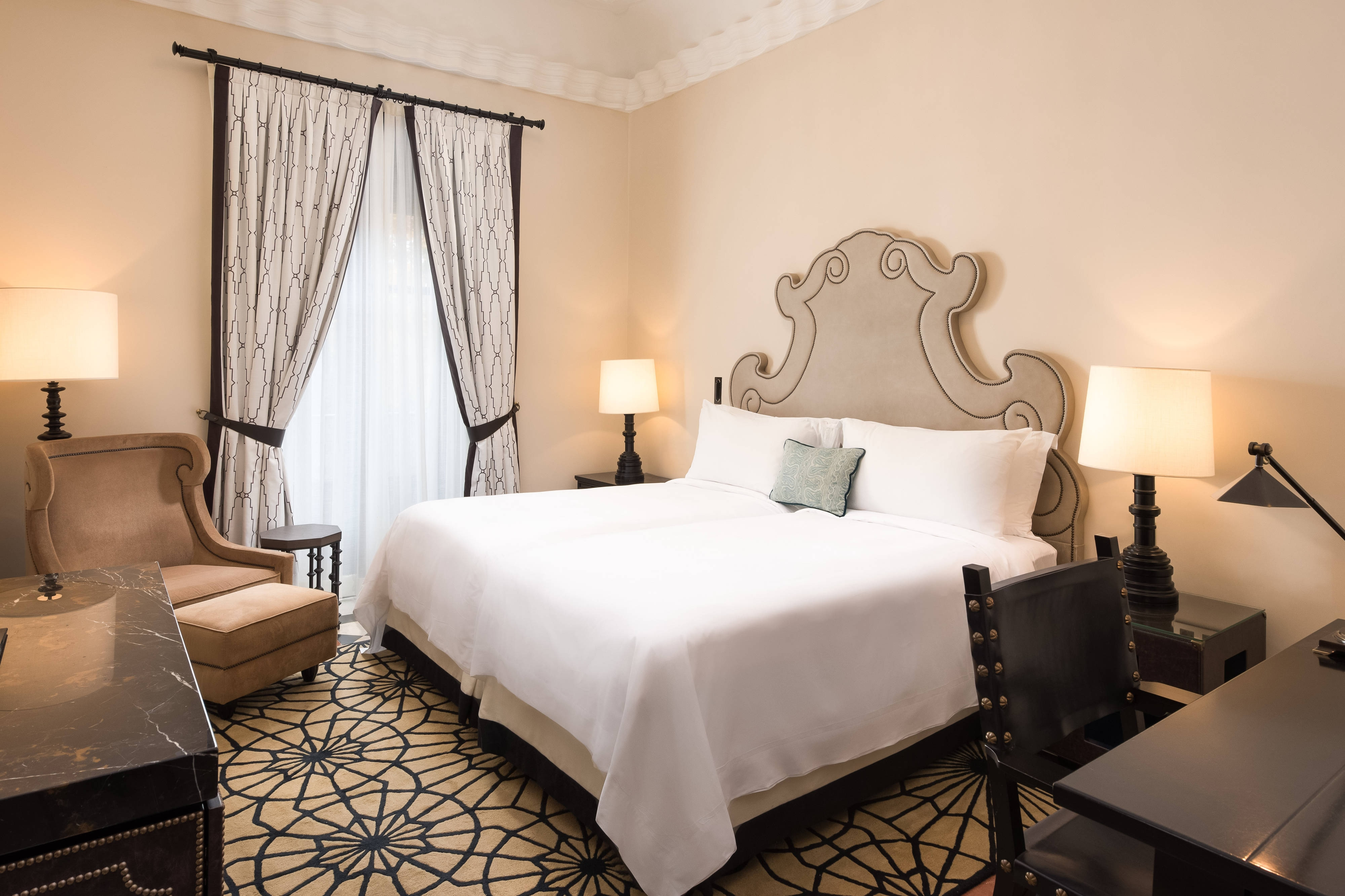 ANDALUSIAN STYLE DELUXE DOUBLE Room