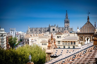 View of La Giralda