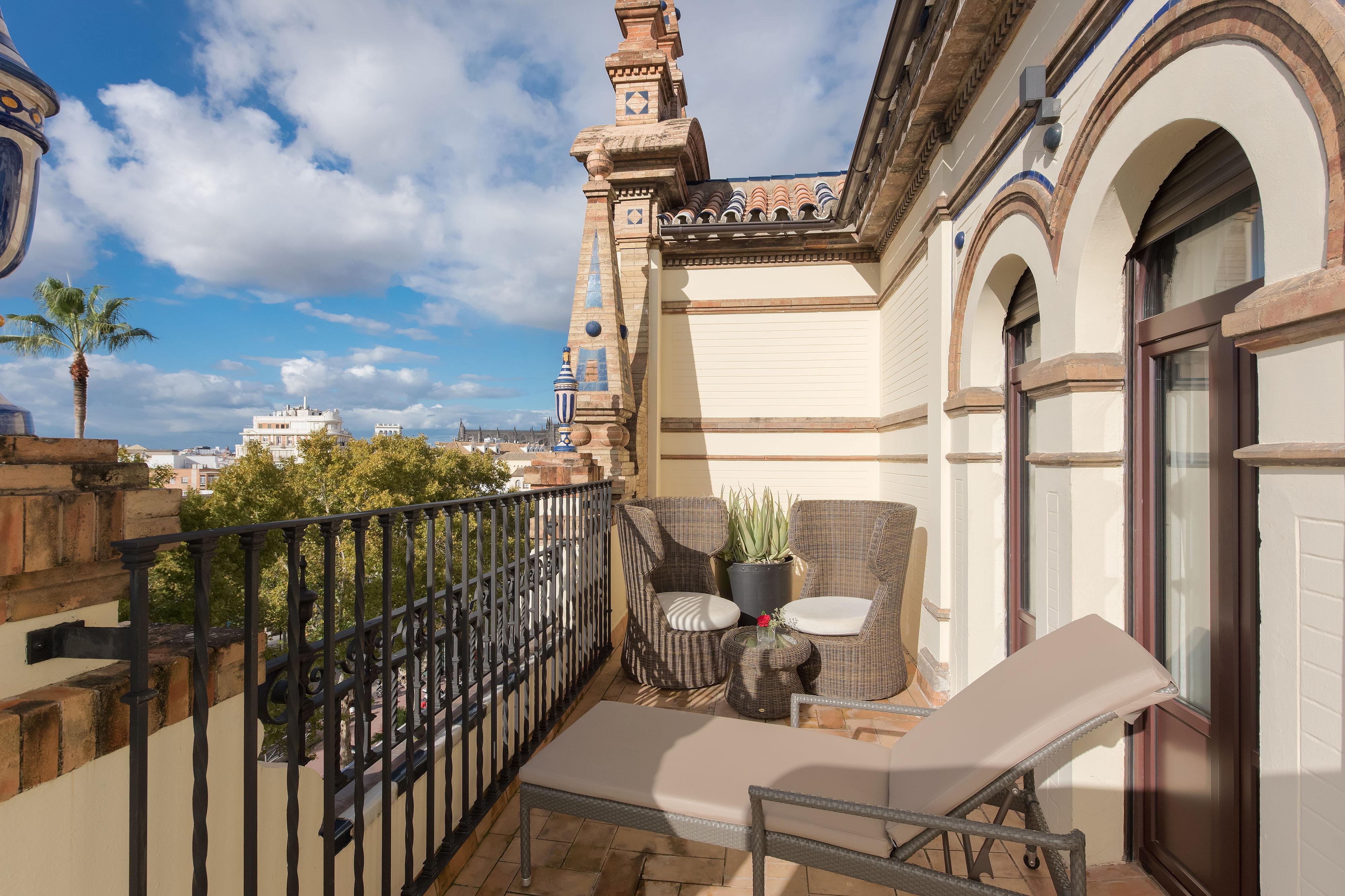 Grand Deluxe Gästezimmer mit Terrasse