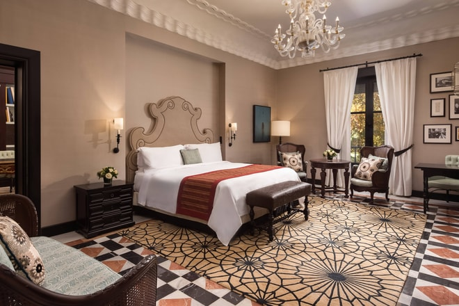VICTORIA EUGENIA Suite - Bedroom