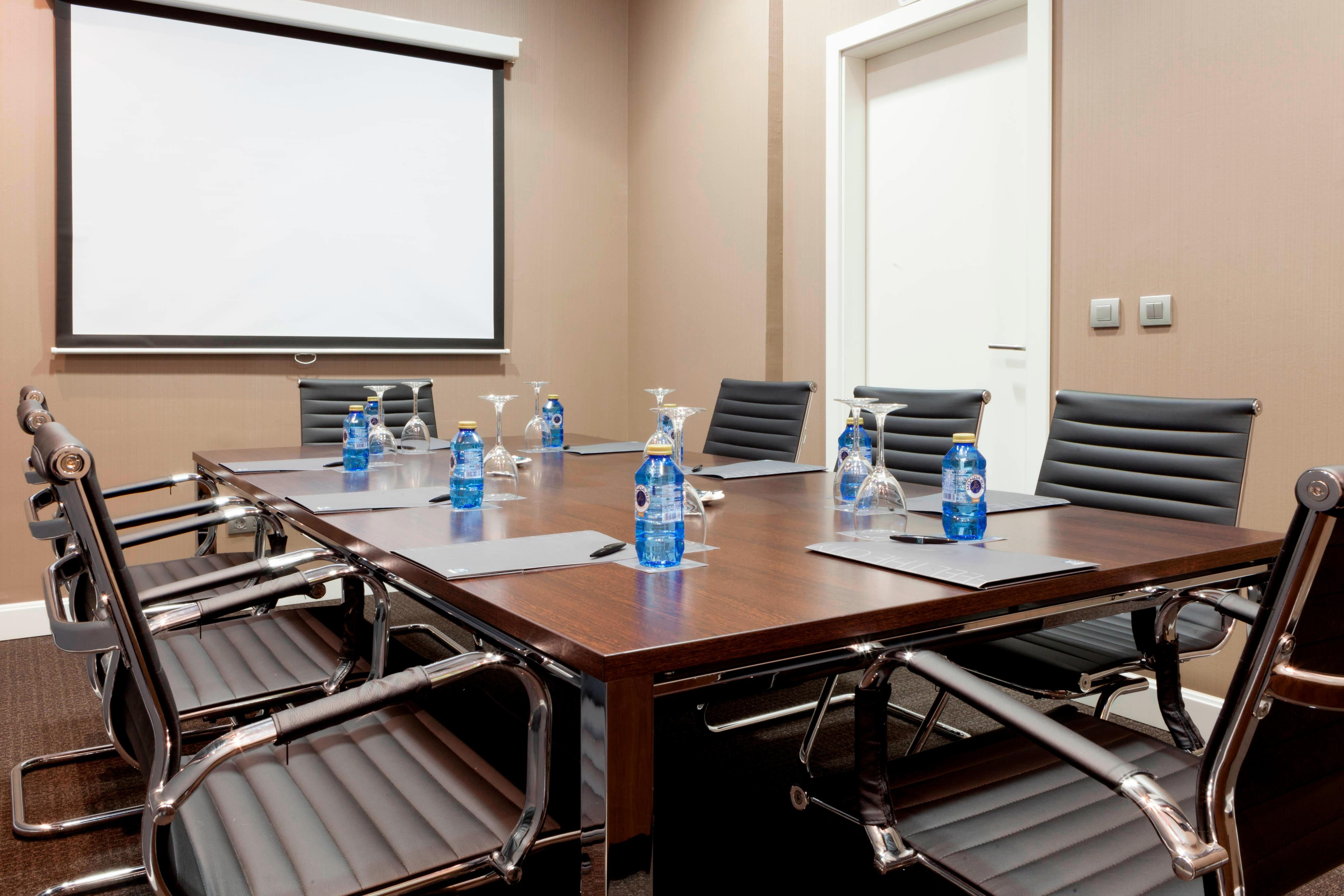 Consejo meeting room hotel
