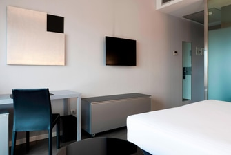Hotel de Sevilla con habitaciones estándar