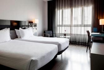 Habitación de hotel en Sevilla con WiFi gratis