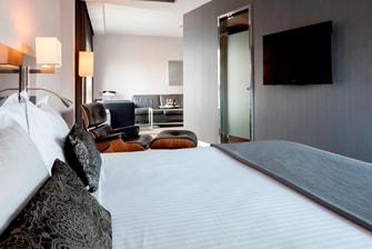 Hotel en Sevilla con suites