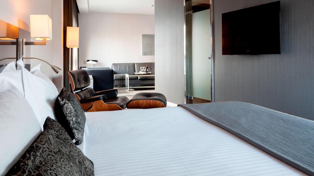 Hotel in Sevilla mit Suiten