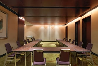Gold Meeting Room