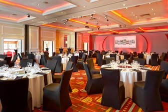 Swansea hotel event space