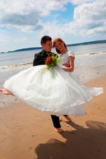 Swansea Bay Wedding