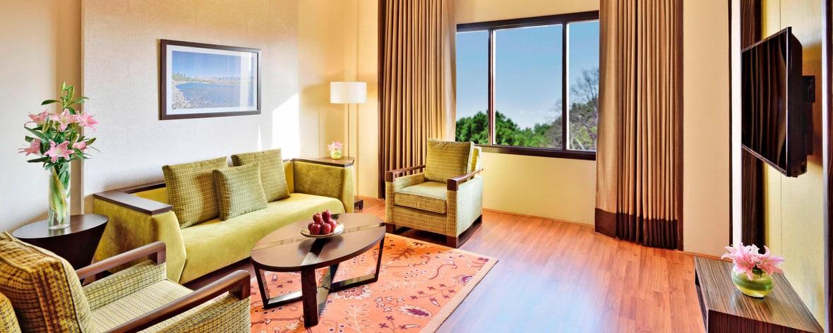 Suite Executive - Sala de estar