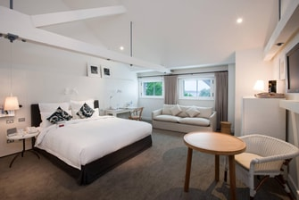 Luxury Hotel Room Sydney