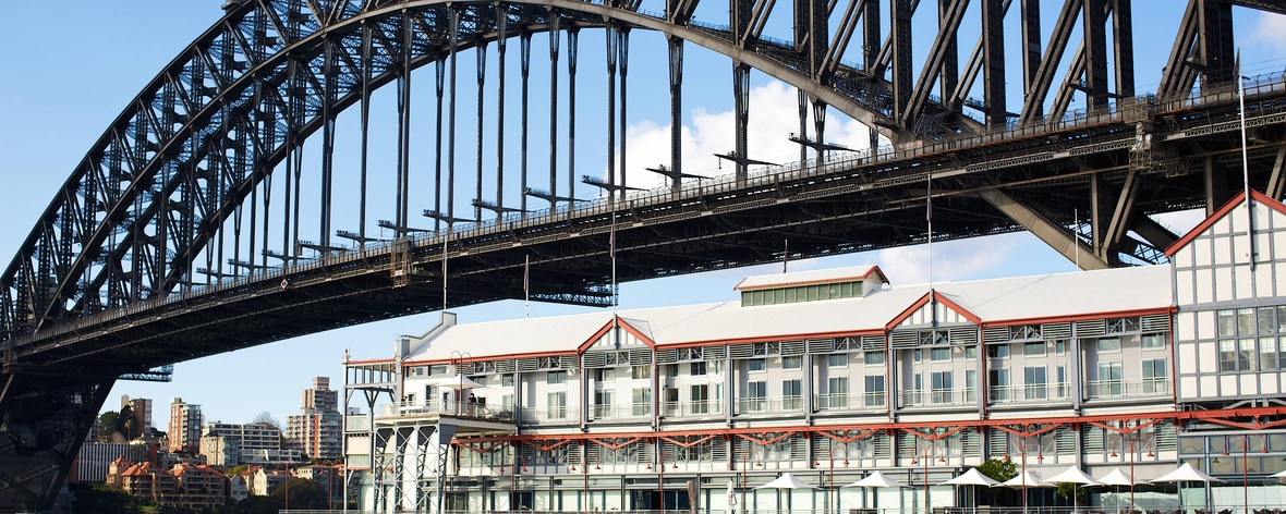 Hotel in Sydney, Australia | Pier One Sydney Harbour, Autograph