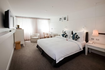 Sydney Luxury Hotel Room
