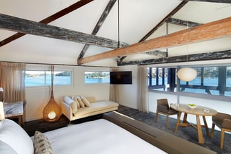 Harbour View Suite - Bedroom