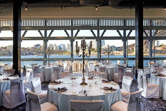 Sydney Waterfront Wedding Venue
