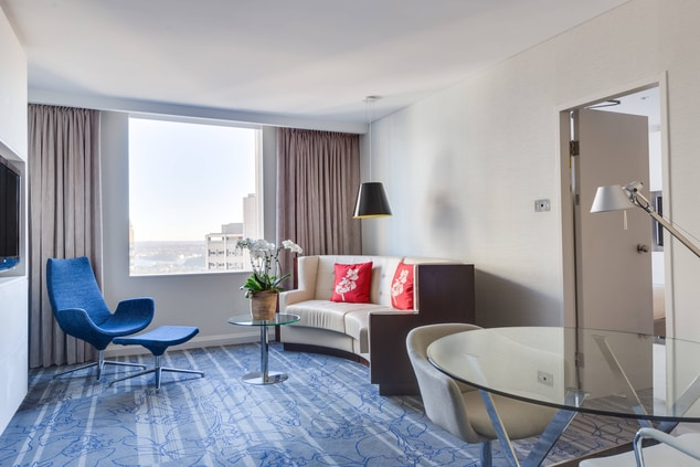 Sydney Harbour Hotel Suite