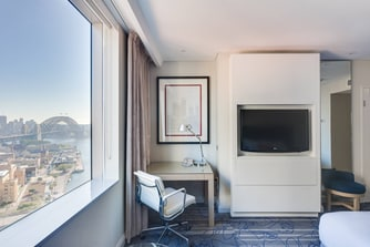 Sydney Harbour Bridge View Room