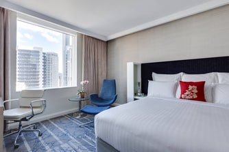 Executive Level Room with Sydney View